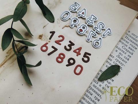 Нож для вырубки «Цифры»