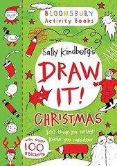 Draw it! Christmas - Activity Book