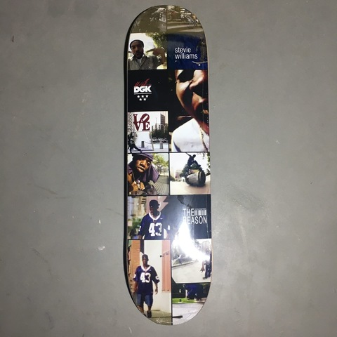 Дека DGK The Reason Williams Deck 8,06