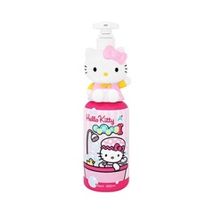Гель дня душа CHARACTER WORLD Hello Kitty Bubble-I Wash 400ml