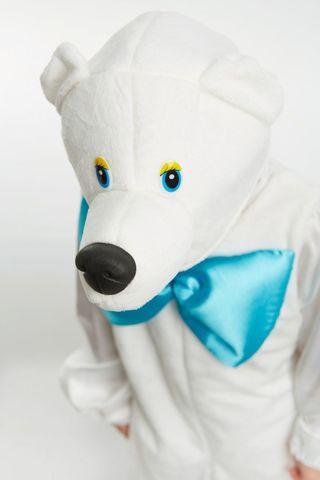 Костюм Белый медведь 2