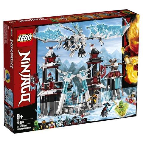 LEGO Ninjago: Замок проклятого императора 70678 — Castle of the Forsaken Emperor — Лего Ниндзяго