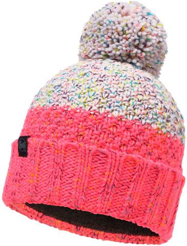 Шапка вязаная с флисом Buff Hat Knitted Polar Janna Cloud фото 1