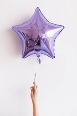 Воздушные шары звезды