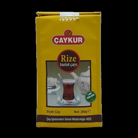 Турецкий чёрный чай Rize Turist CAYKUR, 200 гр