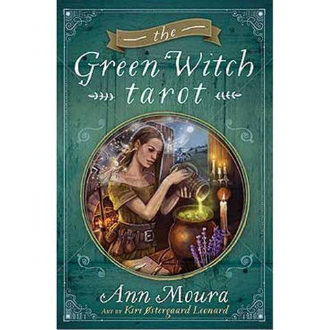 Таро Зеленой Ведьмы  Green Witch tarot