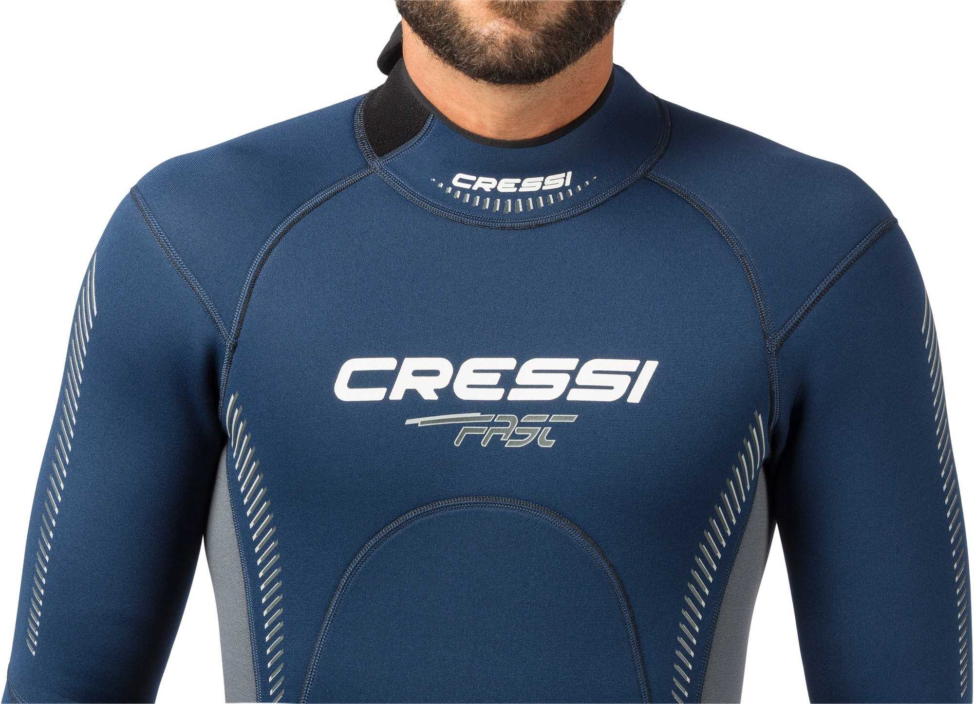 Man wetsuit Cressi Fast 3 mm
