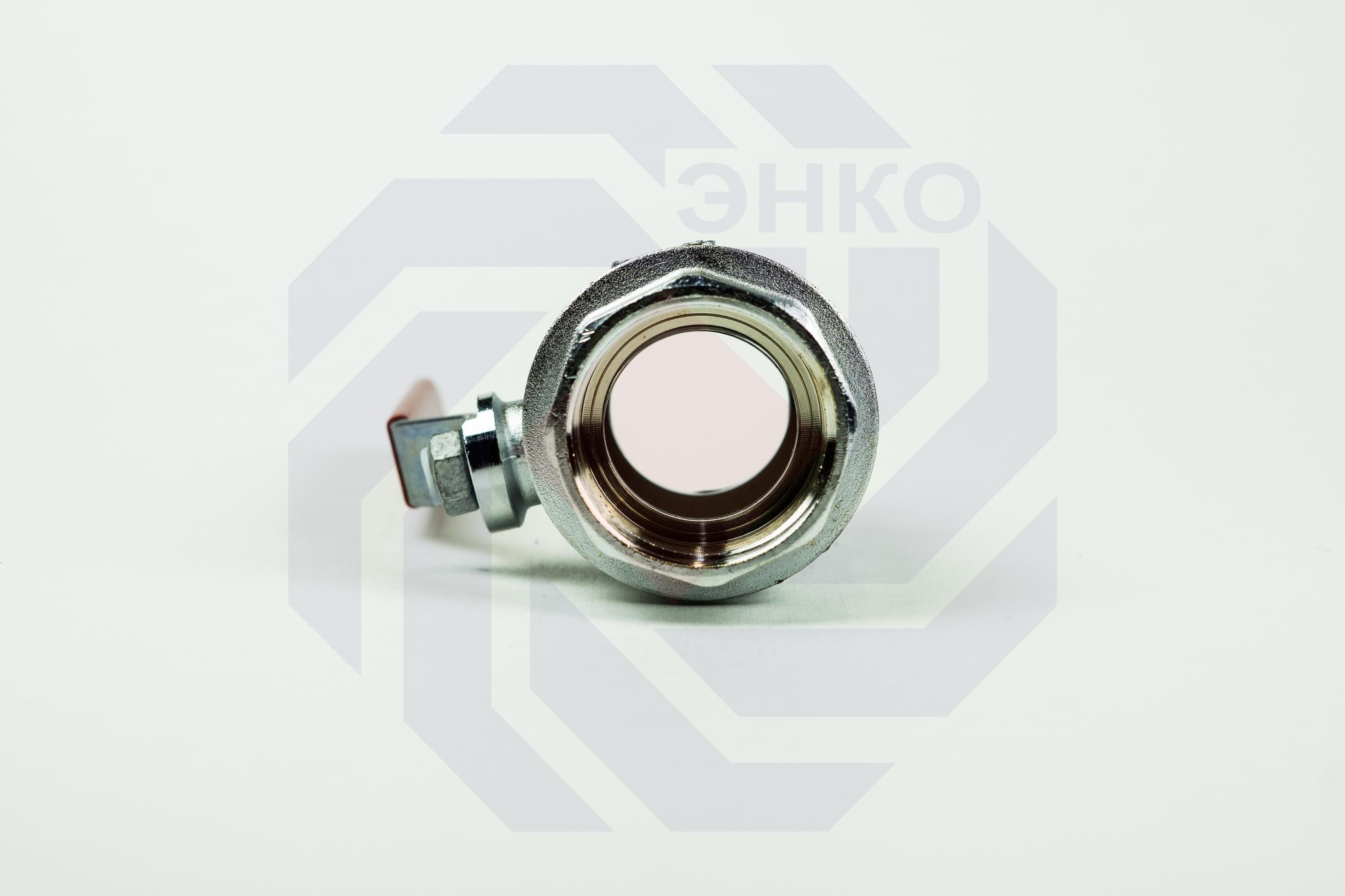 Кран шаровой ВР/ВР GIACOMINI R850 1¼