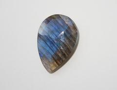 Лабрадорит 33 x 22 мм груша