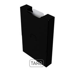 Органайзер для карт Uniq Card-File Taro - 20 mm (Чёрный)