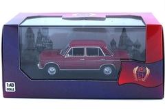 VAZ-2103 Lada dark red 1982 IST018 IST Models 1:43
