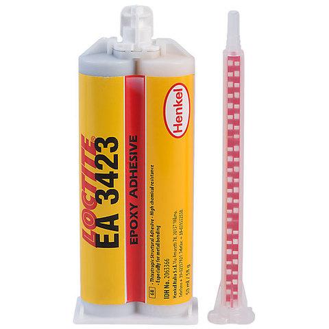LOCTITE EA 3423 Клей многоцелевой, высокой вязкости