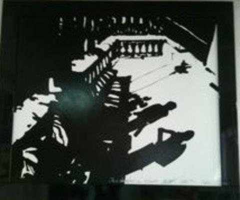 Two shadows