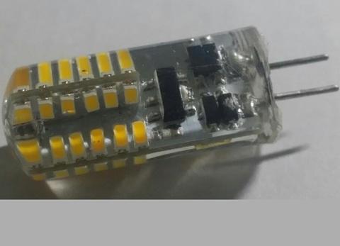 Лампочка LED G4 12V 5W 2800-3000