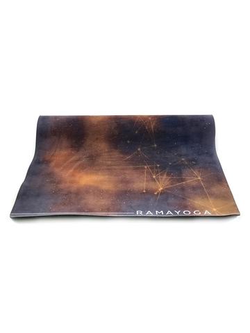 Коврик для йоги Fire Elements Collection 183*60*0,3 см из микрофибры и каучука
