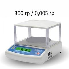 Купить Весы лабораторные/аналитические Mertech M-ER 122АCFJR-300.005 Accurate, LCD, АКБ, 300гр, 0,005гр, Ø123 мм, с поверкой, высокоточные. Быстрая доставка. ☎️ +7(961)845-04-45