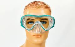 Набор для плавания подростковый маска с трубкой Zelart