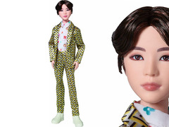 Кукла БТС Шуга BTS Idol Doll