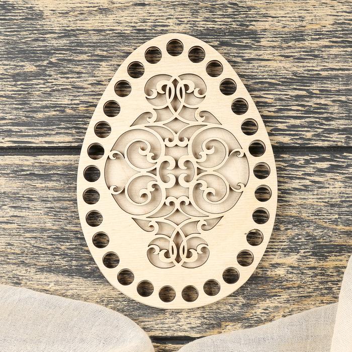 "Донышки для корзин Комплект заготовок ""Яйцо 2"" (набор 2 детали) 10х15 см 700-nw_1_.jpg"