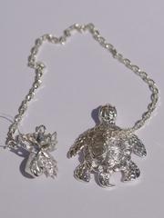 Черепаха ( серебряный ионизатор)