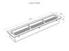 Схема чертеж Топливный блок LUX FIRE 500 S