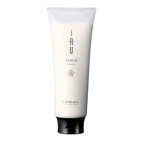 LebeL IAU Serum Cream - Аромакрем для увлажнения и разглаживания волос