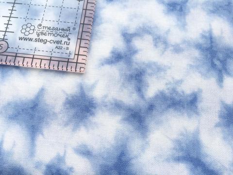 Ткань для пэчворка, хлопок 100% (арт. JO0702)