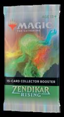 Коллекционный бустер выпуска «Zendikar Rising» (на английском)