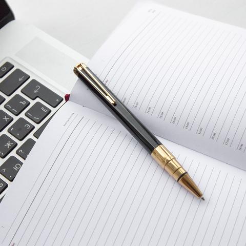 Шариковая ручка Waterman Perspective, цвет: Black GT123