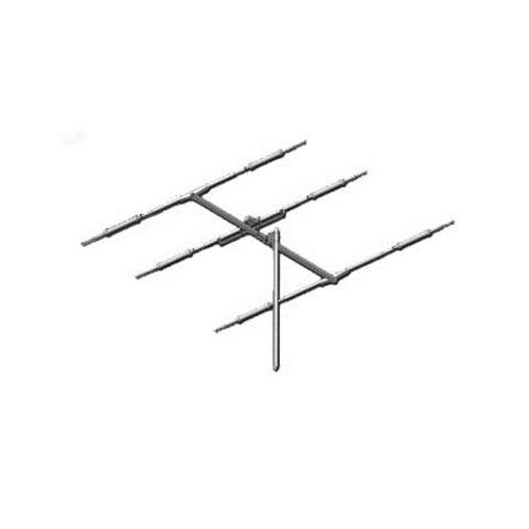 Направленная траповая трехэлементная КВ антенна RADIAL Y3-FU