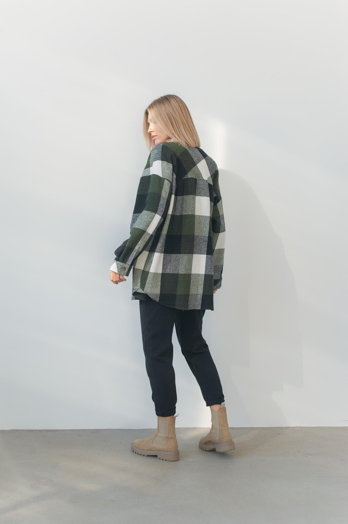 Куртка-рубашка art.506-2