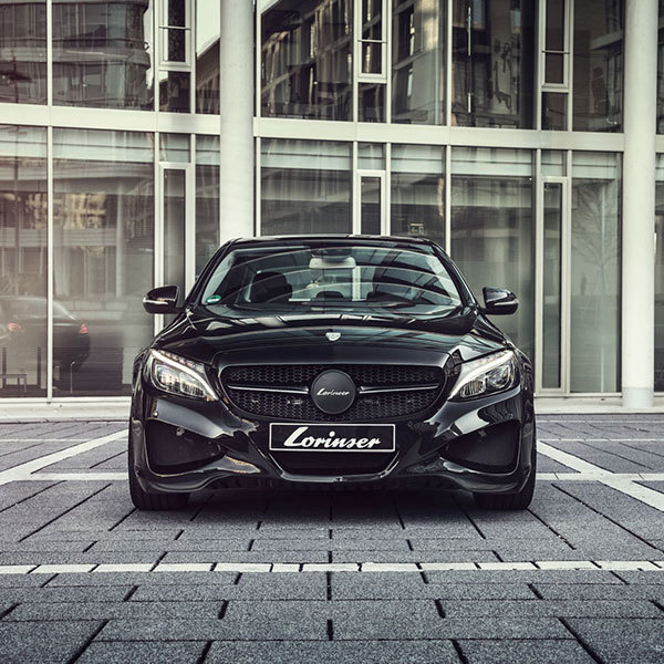 Обвес Lorinser для Mercedes C-class W205