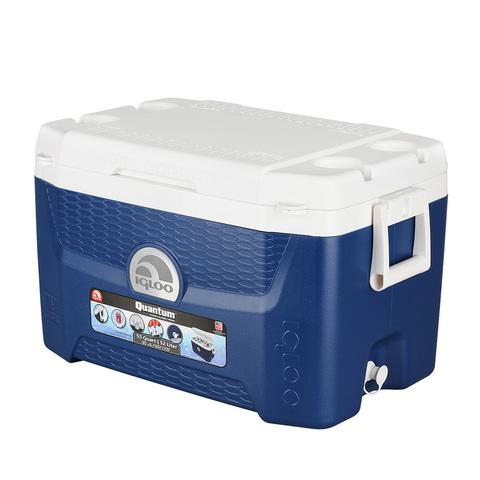 Изотермический контейнер (термобокс) Igloo Quantum 55 (термоконтейнер, 52 л.)