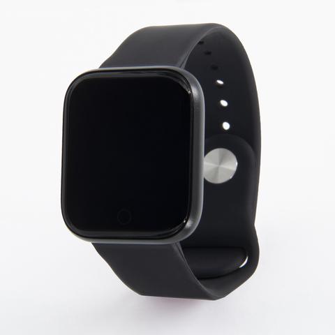 Часы здоровья с автоматическим измерением давления, пульса и кислорода Health Band i5 (чёрный)