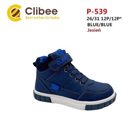 Clibee P539 Blue/Blue 26-31