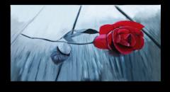 """Постер """"Элегантная роза"""""""