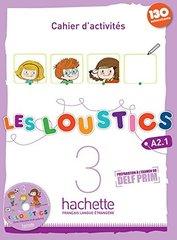 Les Loustics 3 Cahier + CD