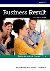 BUSINESS RESULT PRE-INT  2E TB & DVD PACK
