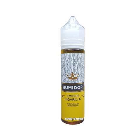 Жидкость Humidor 60 мл Coffee Cigarillo