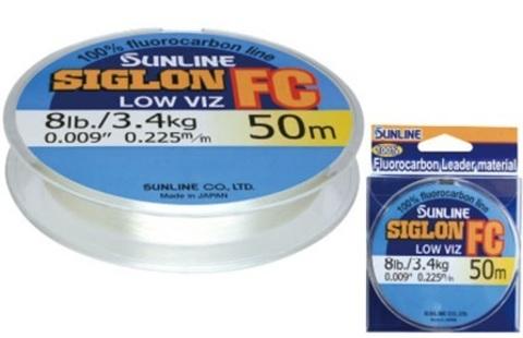Флюрокарбоновая леска SUNLINE SIGLON FC 30M