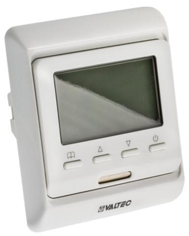 Valtec хронотермостат комнатный электронный 230 В с датчиком температуры пола (VT.AC709.0.0)