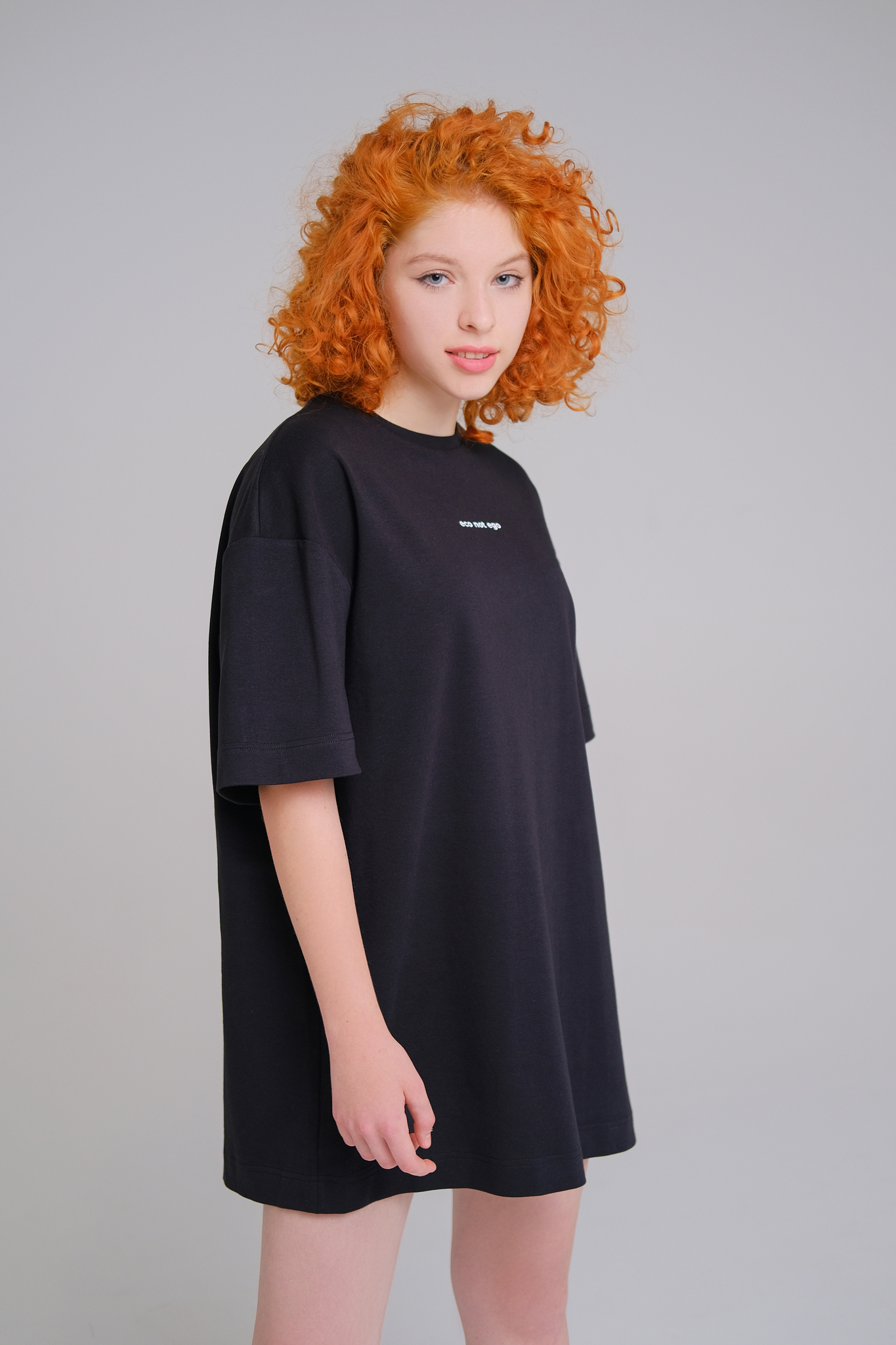 Платье IMPWR ORGANIC OVERSIZE