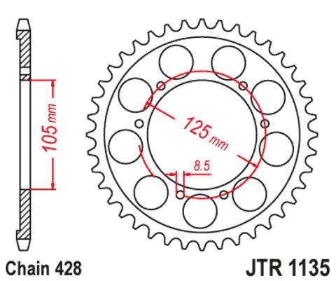 JTR1135