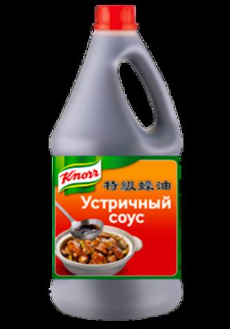 Соус Устричный Knorr 2,35кг