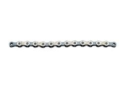 Велосипедная цепь BBB BCH-91 9 скоростей (114 звеньев), Grey-silver
