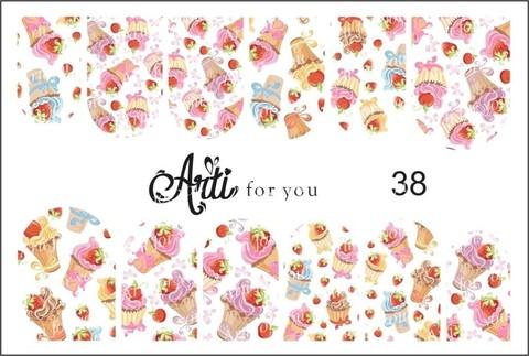 Слайдер Arti for You №38 РА