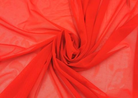 Эластичная сетка, красная, (Арт: ES-100)