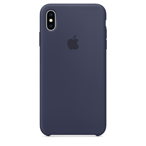 Чехол IPXS MAX Silicone Case Midnight Blue