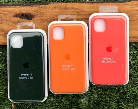 Чехол iPhone XS Silicone Case Full /kumquat/