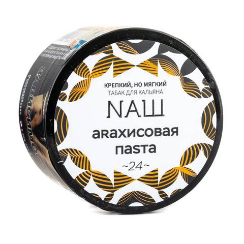 Табак NAШ Арахисовая Паста 40 г